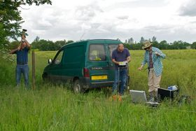 calibrating resistivity equipment